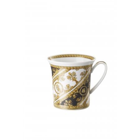 Versace Baroque Bianco Mug With Handle