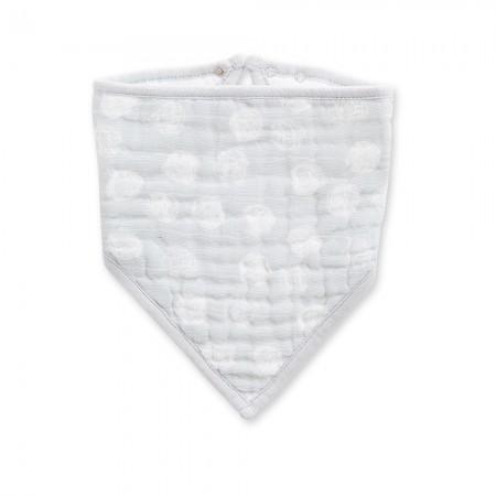 dream ride - moon dot classic bandana bib