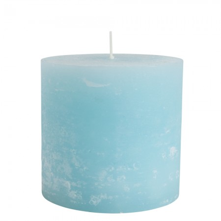 Candle Aquamarine