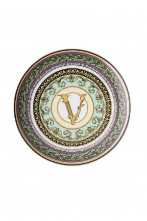 Versace Baroque Mosaic Plate 17cm