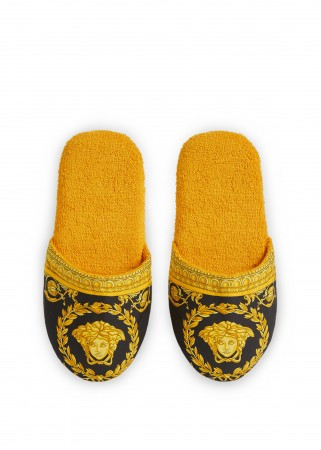 BAROCCO & ROBE Slippers - GOLD