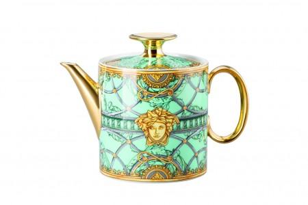 Versace Scala del Palazzo Verde teapot