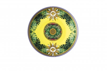 Versace Jungle Animalier Plate 17cm
