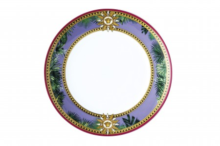 Versace Jungle Animalier Plate 21 cm