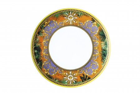 Versace Jungle Animalier Plate 28 cm