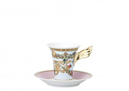 Ikarus Le Jardin de Versace Cup & Saucer set 2 pcs.