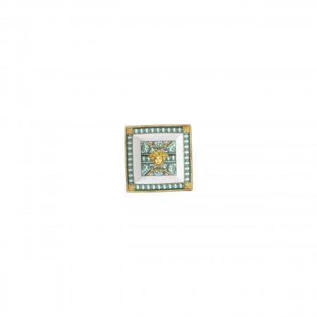 Versace Scala del Palazzo Verde - Tray 8cm