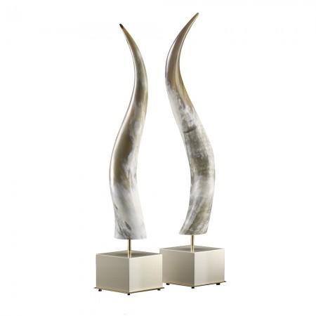 Horn sculpture