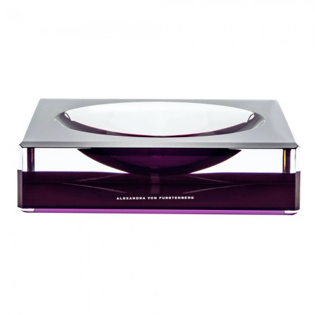 Voltage Candy Bowl Amethyst L