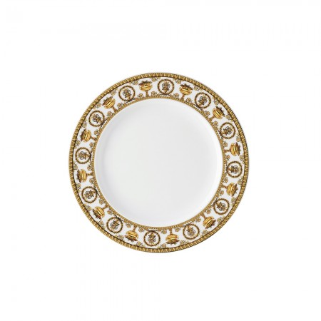 Versace Baroque Bianco Plate 27 cm