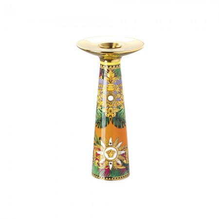 Versace Jungle Animalier Vase/Candleholder 20cm