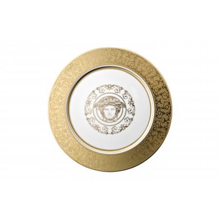 Versace MEDUSA GALA GOLD service plate 33 cm