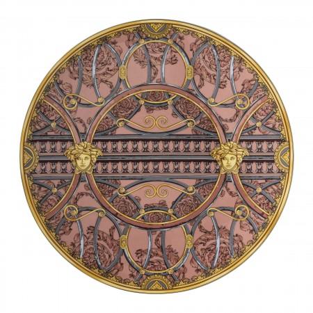 Scala Palazzo Rosa Service plate 33 cm