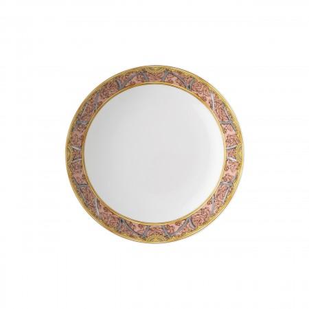 Versace Scala del Palazzo Rosa - Plate Deep 22cm
