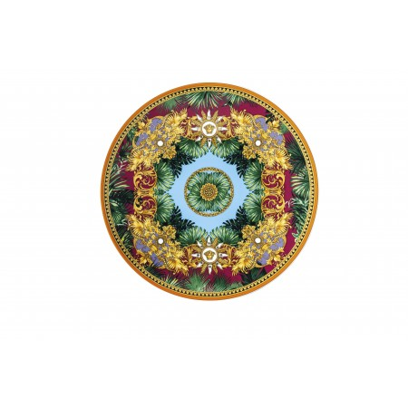 Versace Jungle Animalier Plate 33 cm