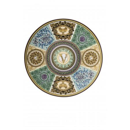 Versace Baroque Mosaic Plate 33cm