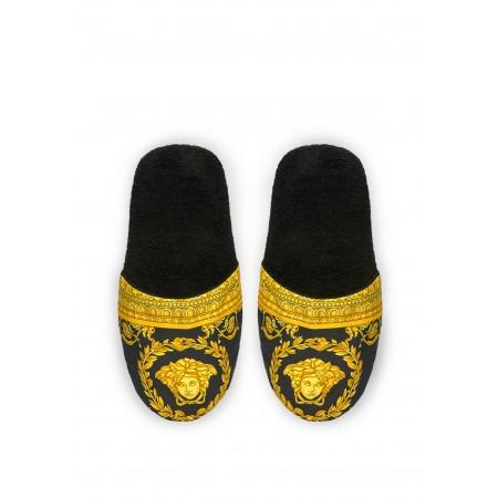 BAROCCO & ROBE Slippers - BLACK