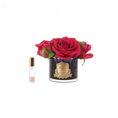 Flower Diffuser 5 Rose Carmine Red