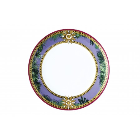 Versace Jungle Animalier Plate 21 cm