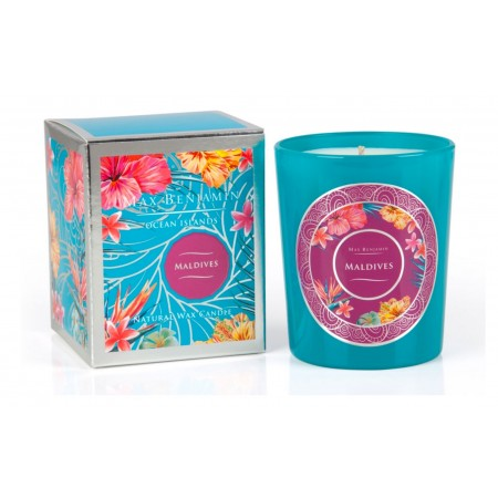 Ocean Islands Maldives Candle