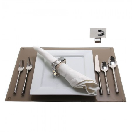 AVF Acrylic Placemats Multi - Set of 4