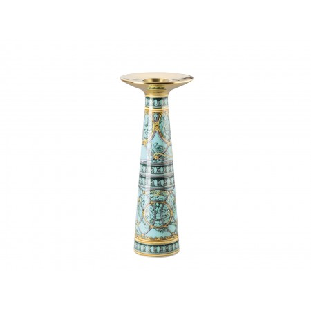 Versace Scala Palazzo Verde Vase/candleholder
