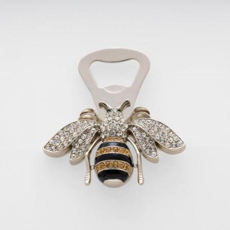 Stripey bee bottle opener