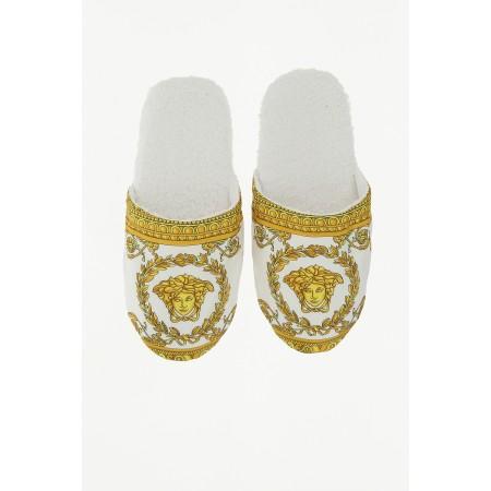 BAROCCO & ROBE Slippers - WHITE
